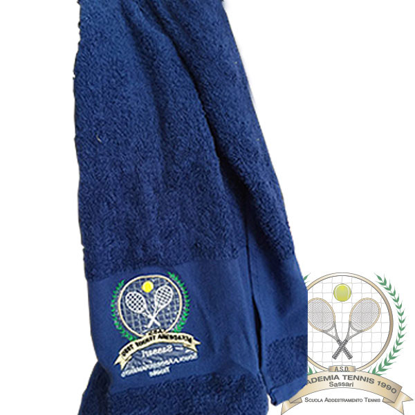 Asciugamano Sport Accademia Tennis 1990