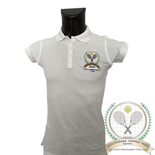 Polo donna Accademia Tennis Sassari 1990