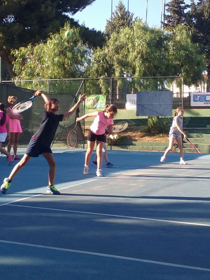 Scuola Addestramento Tennis 01