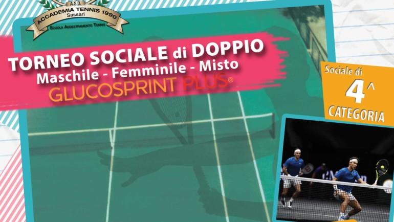 Torneo Sociale di Doppio 13-15 ottobre