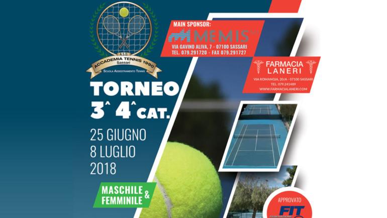 Torneo 3-4 cat. FIT Maschile Femminile Memis