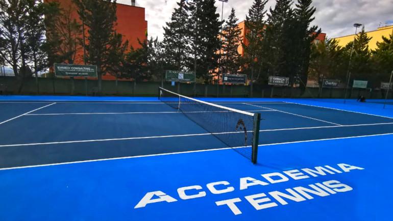 L'Accademia Tennis si rifà il look