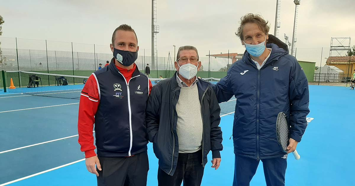 Raduno Regionale FIT all'Accademia Tennis