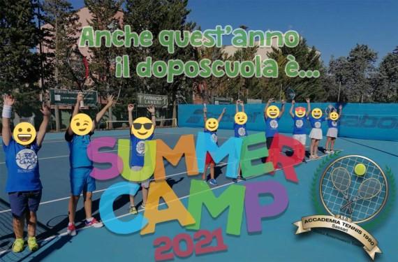 Tennis Summer Camp 2021