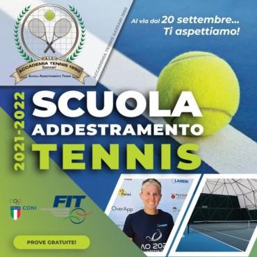 Scuola Addestramento Tennis 2021